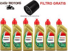 TAGLIANDO OLIO MOTORE + FILTRO OLIO TRIUMPH ROCKET 3 2300 05/07