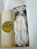 Shackman Doll Bisque Crinoline & Lace w/ Box (Y901)