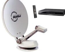 Kathrein CAP 920 GPS Satanlage, Twin-LNB, Auto-Skew, inkl. HDTV-Receiver UFS 946
