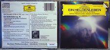 RICHARD STRAUSS - EIN HELDENLEBEN - H. VON KARAJAN - 1 CD n.1902