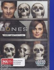 Bones : Season 4 (l, DVD, 2009, 6-Disc Set, Region 4)