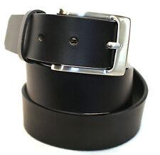 Genuine Full Grain Leather Men's Jeans Belt