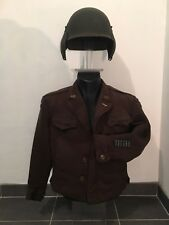 RARE CASQUE US M3 WW2 EQUIPAGE BOMBARDIER ENVIRON 200 000 EXEMPLAIRES FABRIQUES