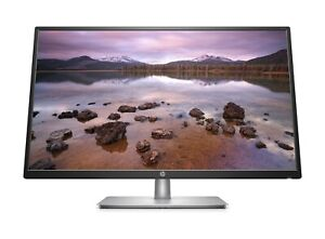 HP 32s Full-HD Display Anti-Glare LCD IPS Monitor