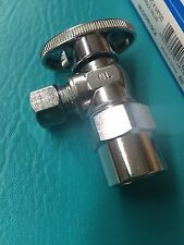 "Mainline 1/2"" CPVC by 3/8"" Angle Valve water line connector"