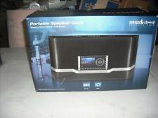 Sirius XM SXABB1 Boombox w/ XDNX1 Portable Satellite Receiver