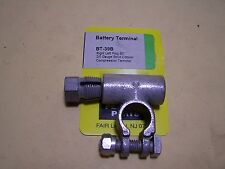 BATTERY CONNECTION COMPRESSION TERMINAL - RIGHT/LEFT FLAG 90 DEGREES - 2/0 GAUGE