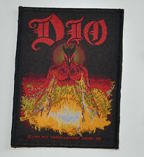 DIO - Last In Line - Patch - 7,8 cm x 10,2 cm - 164350
