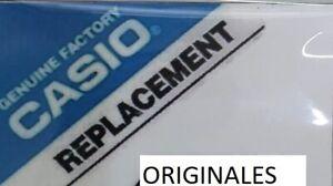 CASIO CORREA STRAP CINTURINO ORIGINALES MUCHOS MODELO MANY MODELS (245)