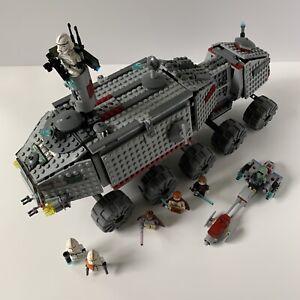 LEGO Star Wars Turbo Tank 7261 Episode III 100% Complete + Extras