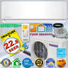 PIONEER 9000 BTU 22.8 SEER DC Inverter++ Ductless Mini Split Heat Pump Set 230V