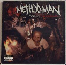 Method Man Tical O: The Prequel Promo Record