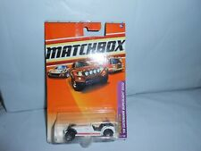 MOC MATCHBOX SPORTS CARS CATERHAM SUPERLIGHT R500 RARE 2009 ISSUE WHITE