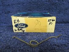 1957-60 FORD TRUCK  GLOVE BOX  RH  ASSIST SPRING    NOS FORD 516