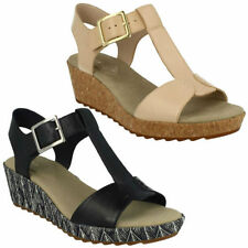 Clarks Wedge Slingbacks Casual Women's Sandals & Beach Shoes