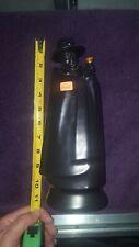 Antique Wedgwood Sandeman Don Decanter Black 1969 Empty Armada Sherry Bottle