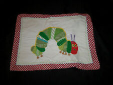 Pottery Barn Kids Eric Carle The Very Hungry Caterpillar Travel Pillow Sham