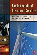 Fundamentals of Structural Stability by Simitses, George, Hodges, Dewey H