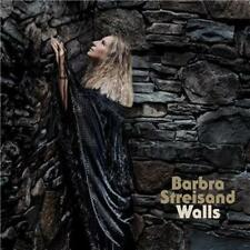 BARBRA STREISAND Walls (Released 2 November) CD NEW