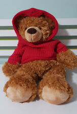 MYER TEDDY BEST FRIENDS OSCAR RED HOODIE PROMOTIONAL CHRISTMAS TEDDY BEAR 50CM!