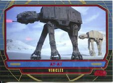 Star Wars Galactic Files Red Parallel #278 AT-AT