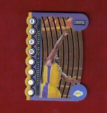 2000-01 Stadium Club Shaquille O'Neal LAKERS DIE CUT BEAM TEAM SP Card /500 RARE