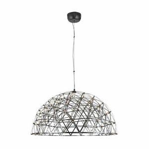 LED Pendant Moooi Ball size 60cm semicircule in warm white 3000k/ Dayight 6000k