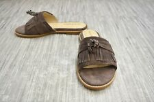 **Hush Puppies Keely Chrissie HW06108-202 Sandals, Women's Size 6.5 M, Brown