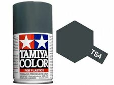 Tamiya TS-4 German Grey Spray Paint Can 3 oz 100ml 85004 Mid-America Naperville