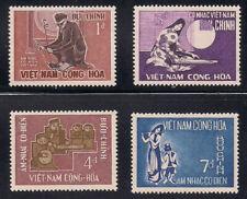 Vietnam-S.  1966  Sc # 287-90  MNH   (1-074)