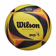 NEW - Wilson OPTX Official AVP Beach Volleyball (NOT A REPLICA)