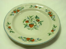"Tabletops Unlimited Susana 7 5/8"" Salad Plate Strawberries"