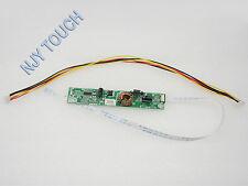LED Backlight Driver Board + 12Pin FFC Cable for M156B3-LA1 M185B3-L01 1366x768