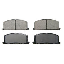 Disc Brake Pad Set Front Federated MD242