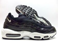 "NIKE AIR MAX MAX 95 PRM ""REBEL SKULLS PACK"" BLACK/CHROME MEN'S 9.5 [538416-008]"