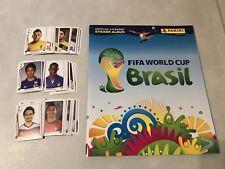 ALBUM VIDE PANINI BRASIL 2014 Fifa World Cup  Coupe du Monde Bresil + 70 images