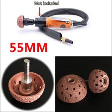 55mm Grind Ball Rasp Tire Repair Tool Buffing Wheel Tungsten Carbide Rasp Wheel