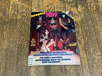 Vintage Kiss Grooves Special Magazine - No 7 1978 - No Poster