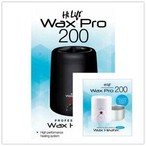Hi Lift Wax Pro 200 - 200ml Professional wax heater pot White or Black