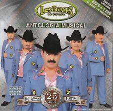 Los Tucanes De Tijuana Antologia Musical 25 Anos 4CD BOX SET New Nuevo sealed