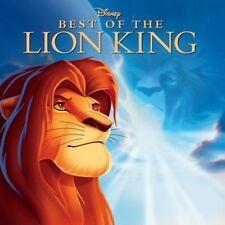 Best of the Lion King / WALT DISNEY RECORDS CD 2011