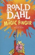 The Magic Finger (Dahl Fiction) by Dahl, Roald