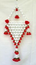 Artificial Fake Hanging Red Rose Flowers Garland Home Décor  Wedding Thai Crafts