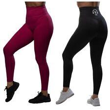 Womens Fitness High Waist Yoga Pants Gym Leggings Sports Elastic Trousers New