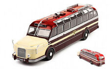 Krupp Titan 080 1951 Black / Red Bus 1:43 Model BUS010 IXO MODEL