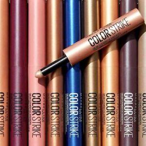 Maybelline Color Strike Cream-To-Powder Eye Shadow Pen ~ Choose Your Shade