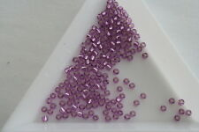 Silver Lined Grape Toho Seed Beads. Size 11 2mm. 600 beads. #1844