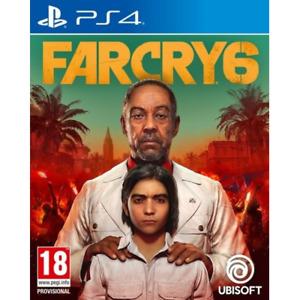 FAR CRY 6 PS4 PLAYSTATION 4 GIOCO IN ITALIANO PREVENDITA USCITA 7 OTTOBRE 2021