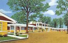 Murray Kentucky Plaza Court Street View Vintage Postcard K41742