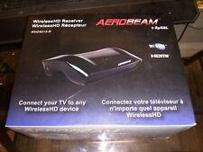 AeroBeam Wireless HD HDMI Receiver by ZyXel- New in box